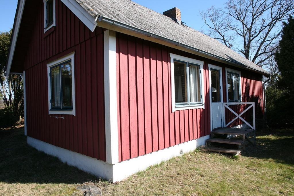 Renovering och tillbyggnation av sommarhus, Vasalt.